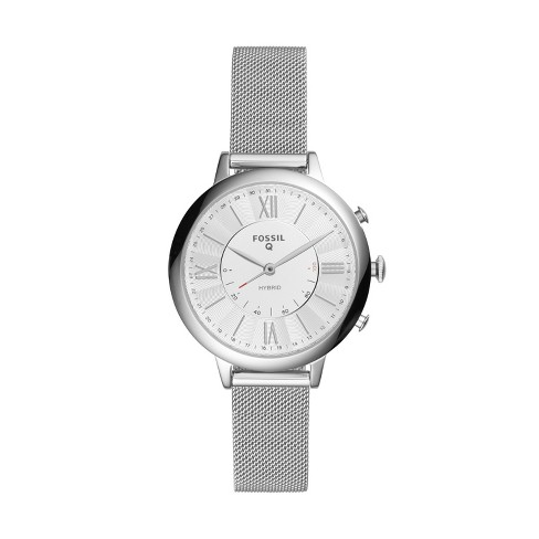 Fossil Hybrid Smartwatch - Jacqueline 36mm Stainless Steel - image 1 of 3