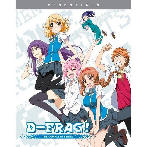 D-Frag! The Complete Series (Blu-ray) - image 1 of 1
