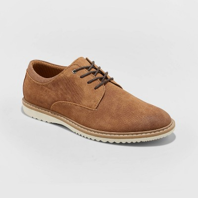 Men's Fitz Casual Dress Flats and Slip Ons - Goodfellow & Co™ Brown