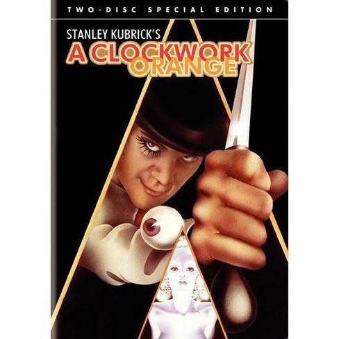 A Clockwork Orange (Special Edition) (DVD) - image 1 of 1