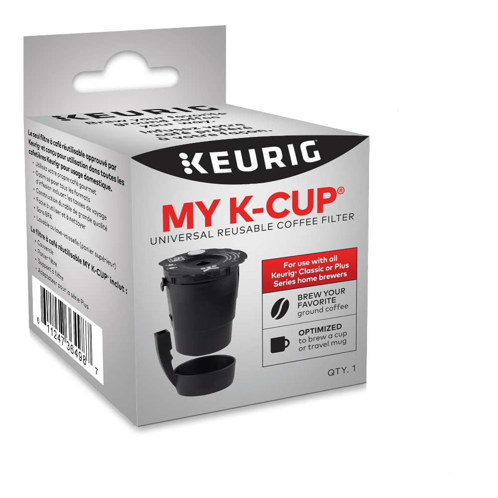 Keurig My K-Cup Universal, Black
