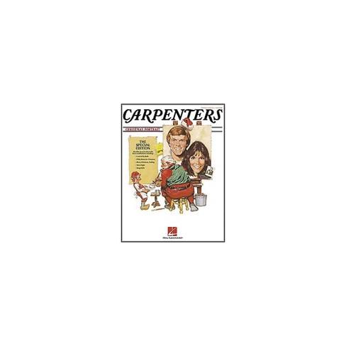Carpenters Christmas.Hal Leonard Carpenters Christmas Portrait Piano Vocal Guitar Songbook