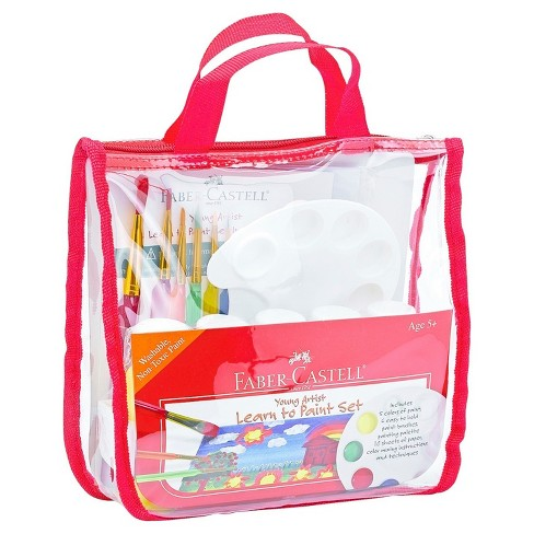 Faber-Castell® Young Artist Learn to Paint Set - image 1 of 3