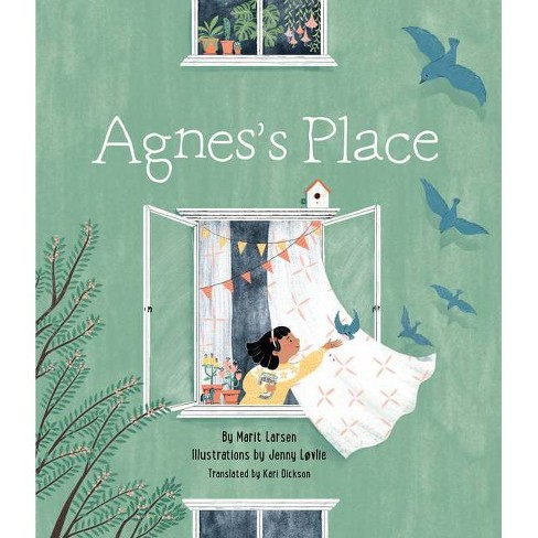 Agnes's Place - by  Marit Larsen (Hardcover) - image 1 of 1