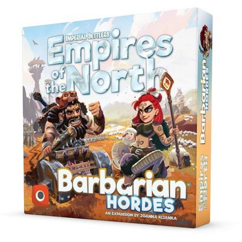 Barbarian Hordes Board Game - image 1 of 3