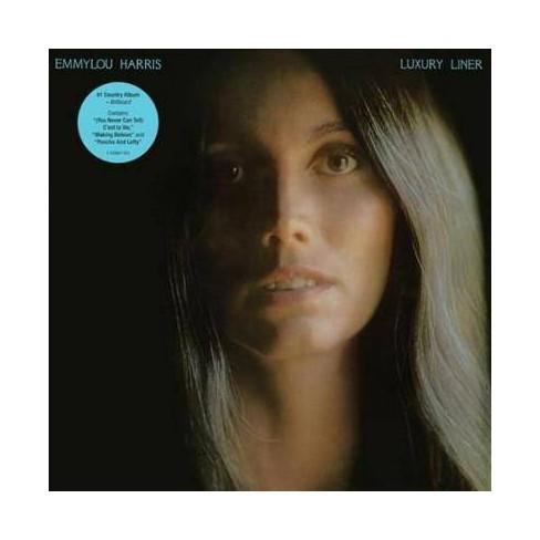 Emmylou Harris - Luxury Liner (Vinyl) - image 1 of 1