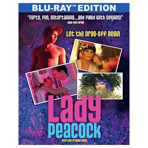 Lady Peacock (Blu-ray) - image 1 of 1
