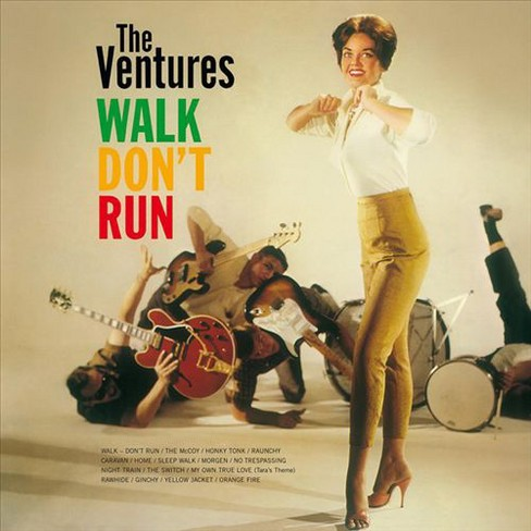 Ventures - Walk don't run (Vinyl) - image 1 of 1