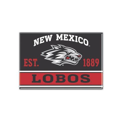 NCAA New Mexico Lobos Fridge Magnet - image 1 of 1