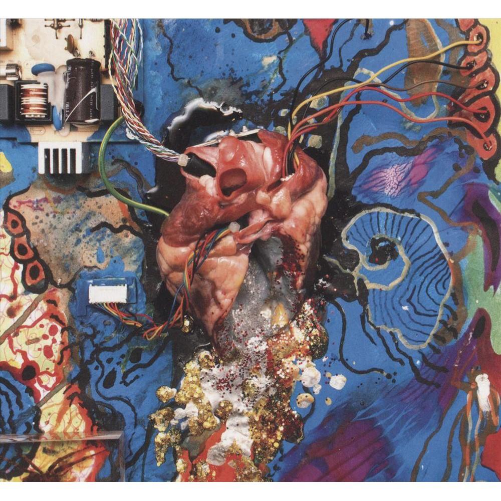 Timmy's Organism - Heartless Heathen (CD)