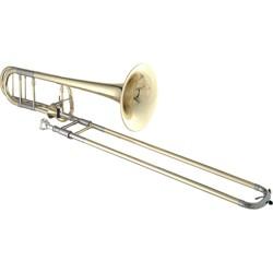 Allora ATBB-450 Vienna Series Bass Trombone Lacquer Yellow