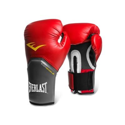 Everlast Pro Style Elite Gloves 14oz - Red