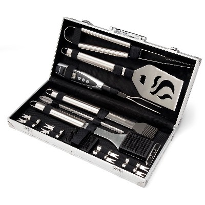 Cuisinart® 20pc Deluxe Grilling Tool Set