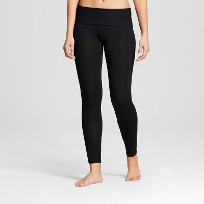 Post Maternity Pajama Pants - Gilligan & O'Malley™ Black XL