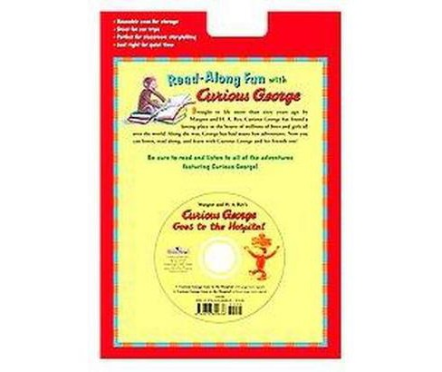 Curious George Goes to the Hospital (Paperback) (H. A. Rey & Margret Rey) - image 1 of 1