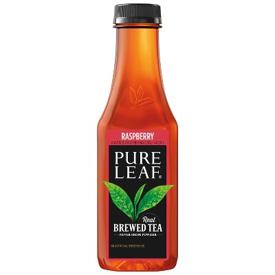 Pure Leaf Raspberry Iced Tea - 18.5 fl oz Bottle