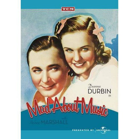 Mad About Music (DVD) - image 1 of 1