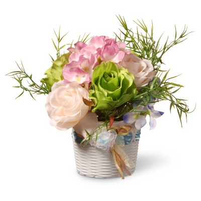7\  Potted Flower Assortment - National Tree Company  sc 1 st  Target & 7\