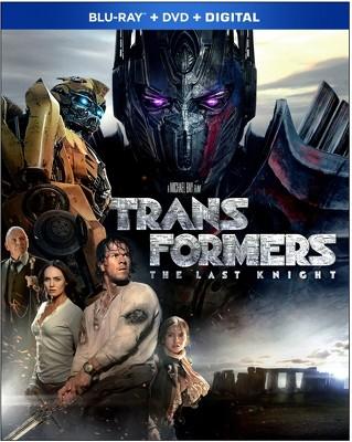 Transformers: The Last Knight (Blu-ray + DVD + Digital)