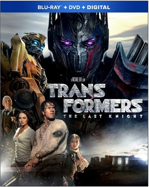 Transformers: The Last Knight (Blu-ray + DVD + Digital) - image 1 of 1