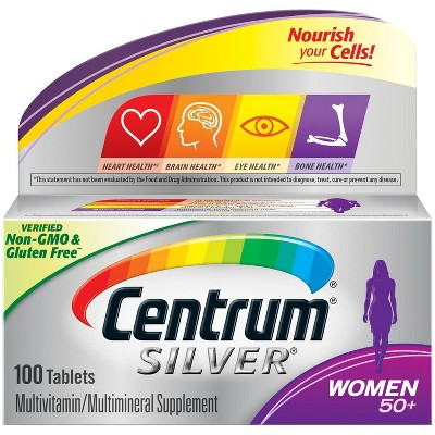 Multivitamins: Centrum Silver Women