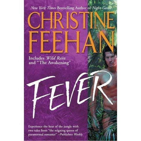 Fever - (Leopard Novel) by  Christine Feehan (Paperback) - image 1 of 1