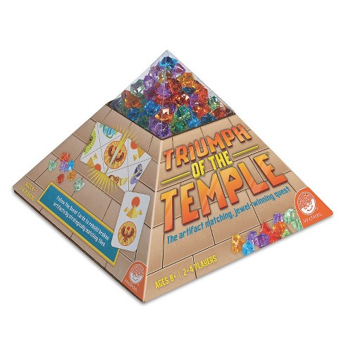 MindWare Triumph Of The Temple - Games - image 1 of 4