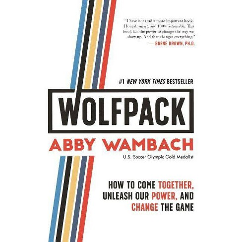 Wolfpack - by  Abby Wambach (Hardcover) - image 1 of 1