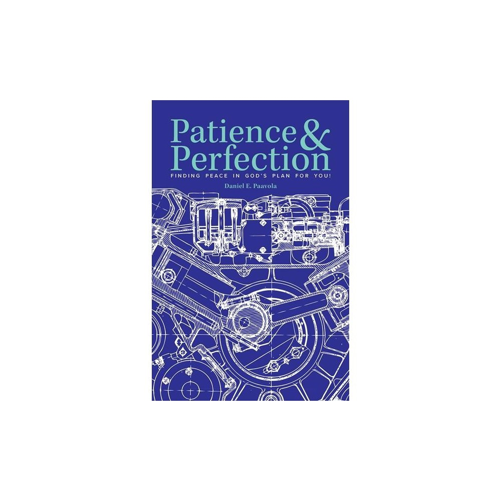 Patience & Perfection : Finding Peace in God's Plan for You! - by Daniel E. Paavola (Paperback)
