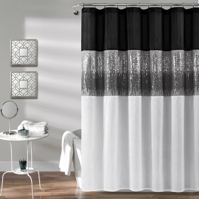 Night Sky Shower Curtain   Lush Decor by Lush Decor