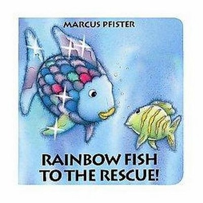 Rainbow Fish to the Rescue! (Translation)(Hardcover)(J. Alison James & Marcus Pfister)