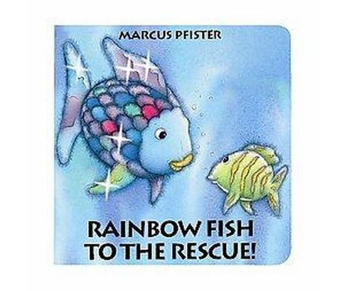 Rainbow Fish to the Rescue! (Translation) (Hardcover) (J. Alison James & Marcus Pfister) - image 1 of 1