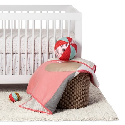 Lambs & Ivy 3-Piece Crib Bedding Set - Dawn