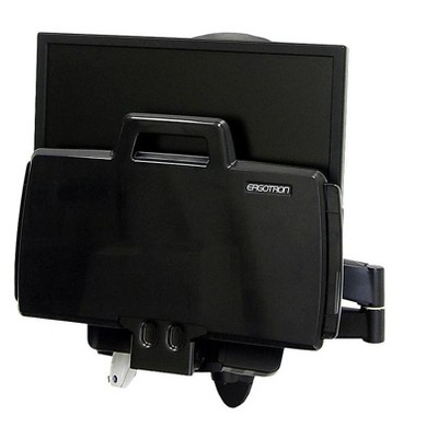 "Ergotron 200 Series Combo Monitor Arm Up to 24"" Monitor Black (45-230-200)"