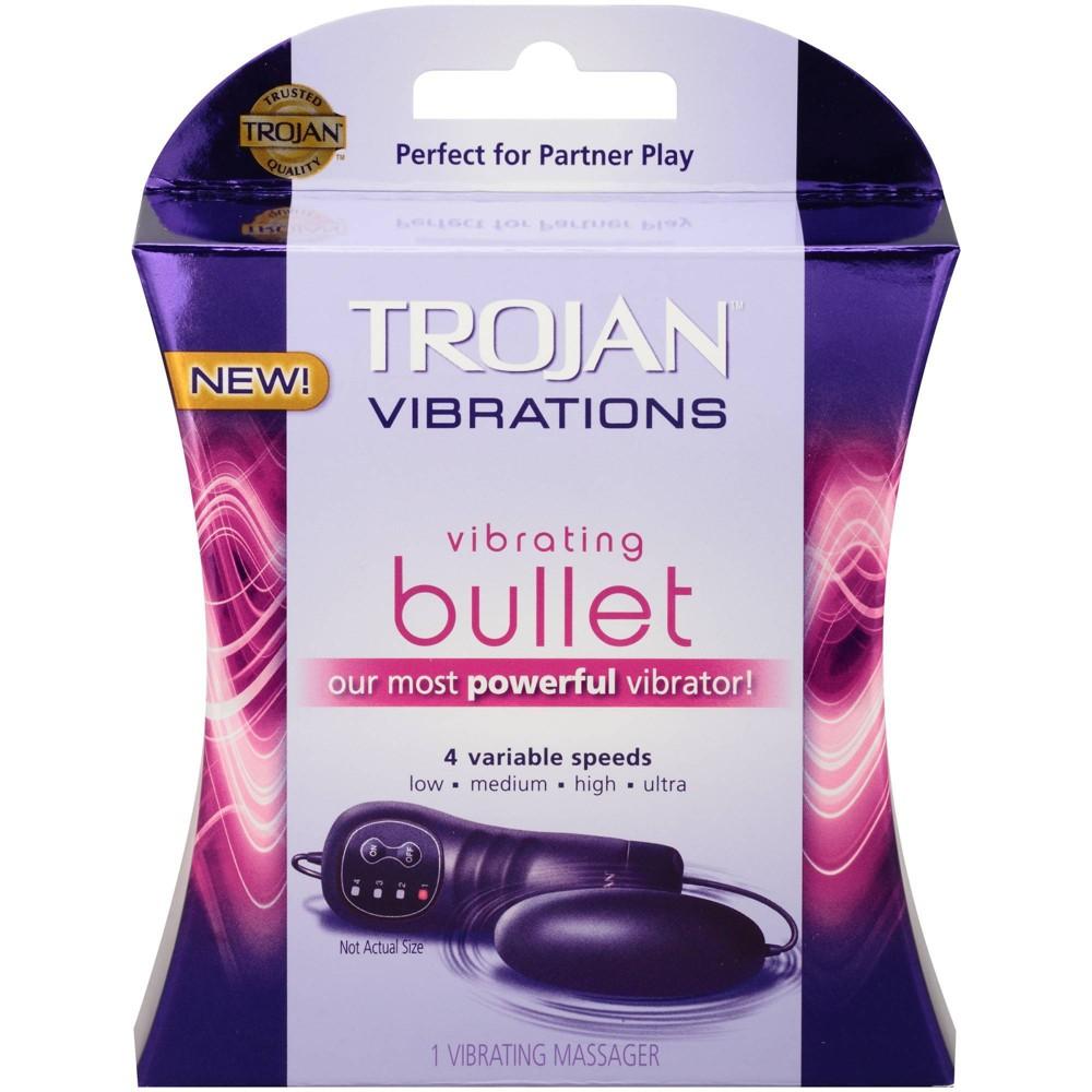Trojan Bullet Variable Speed Vibrating Massager