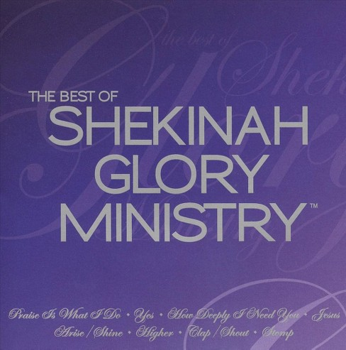 The Best of Shekinah Glory Ministry (CD/DVD) - image 1 of 1