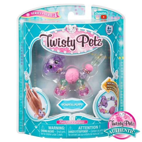 Twisty Petz Single Pack - Pompeya Puppy - image 1 of 1