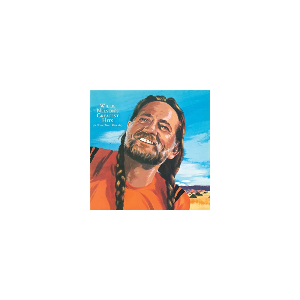 Willie Nelson - Greatest Hits And Some That Will Be (Vinyl)