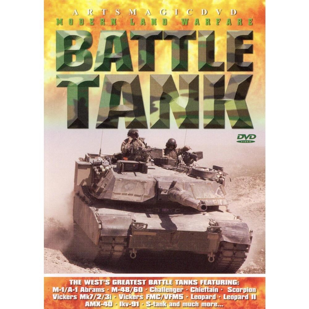 Modern Land Warfare:Battle Tank (Dvd)
