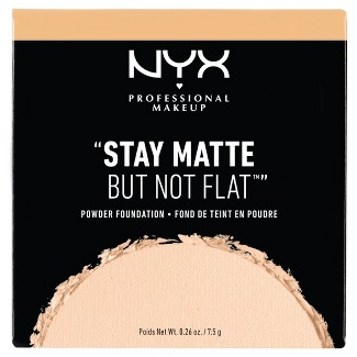 NYX Professional® Makeup Stay Matte Powder Foundation Natural - 0.26oz