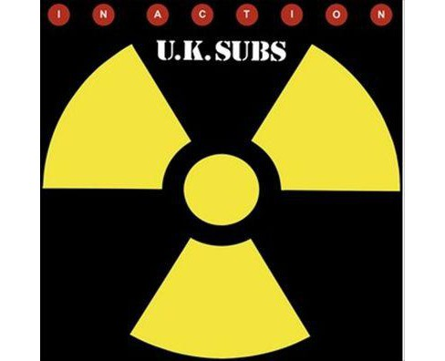 Uk subs - In action (Vinyl) - image 1 of 1
