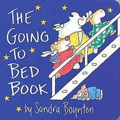 The Going to Bed Book ( Boynton Board Books)(Revised)by Sandra Boynton