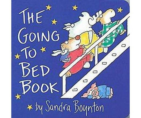 The Going to Bed Book ( Boynton Board Books) (Revised) by Sandra Boynton - image 1 of 1