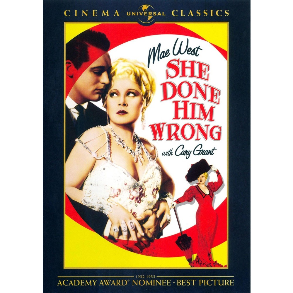 She Done Him Wrong (Dvd), Movies