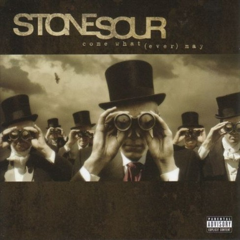 Stone Sour - Come What (Ever) May [Explicit Lyrics] (CD) - image 1 of 3