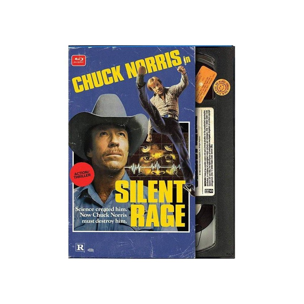 Silent Rage Blu Ray
