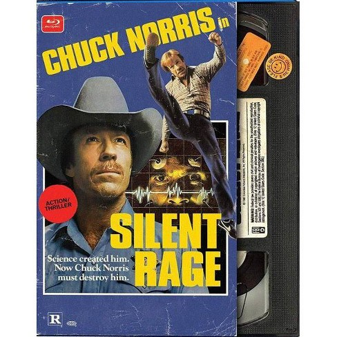 Silent Rage (Blu-ray) - image 1 of 1