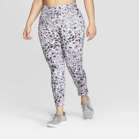 6e46b22824ef Women s Plus Size Urban Mid-Rise Capri Leggings - C9 Champion® Black ...