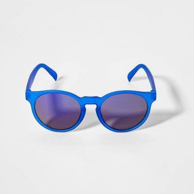 Boys' Round Sunglasses - Cat & Jack™ Blue