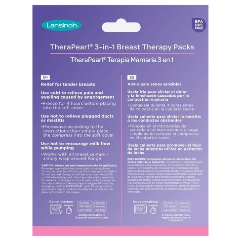 593024c341faf Lansinoh Therapearl 3-IN-1 Breast Therapy : Target